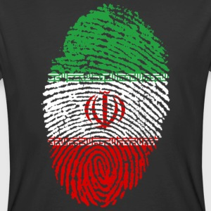 Iran Fingerprint - Men's 50/50 T-Shirt