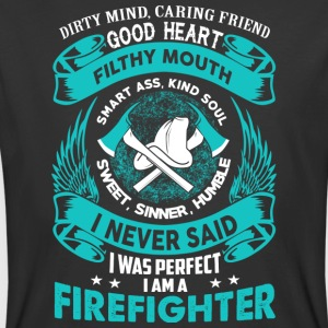 Perfect Firefighter - Men's 50/50 T-Shirt