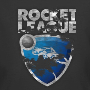 Rocket League Grunge T-Shirt - Men's 50/50 T-Shirt