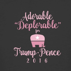 Trump Pence 2016 - Men's 50/50 T-Shirt