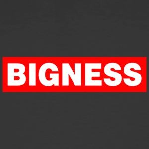 BIGNESS Red - Men's 50/50 T-Shirt