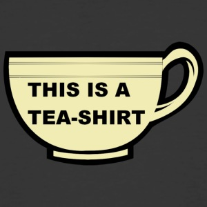 THIS IS A TEA-SHIRT - Men's 50/50 T-Shirt