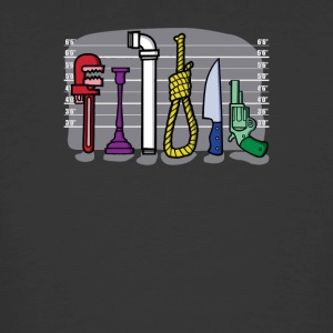 The Usual Suspects - Men's 50/50 T-Shirt