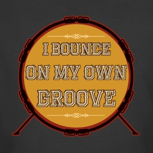 I Bounce On My Own Groove - Men's 50/50 T-Shirt