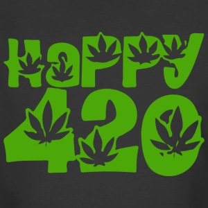 Happy 420 - Men's 50/50 T-Shirt