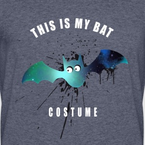 costume bat carneval splash cute fly animal humor - Men's 50/50 T-Shirt