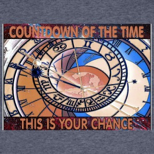 TIME - Men's 50/50 T-Shirt