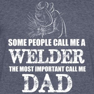 WELDER DAD T Shirt - Men's 50/50 T-Shirt