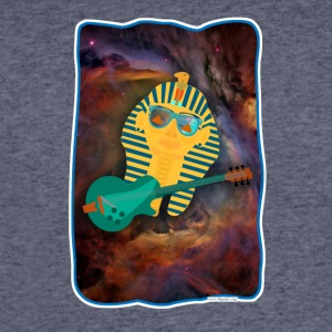 Funky Space Tut - Men's 50/50 T-Shirt