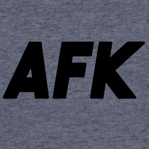 AFK - Away From Knowledge - Men's 50/50 T-Shirt
