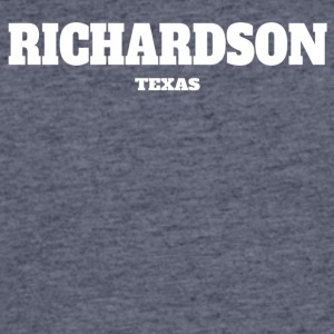 TEXAS RICHARDSON US EDITION - Men's 50/50 T-Shirt
