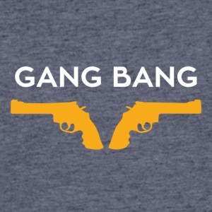 gang bang - Men's 50/50 T-Shirt