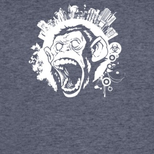 Urban Monkey - Men's 50/50 T-Shirt