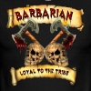 Barbarian    Loyal to the Tribe - Men's Ringer T-Shirt