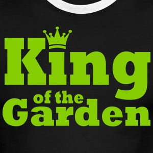 King of the Garden - Men's Ringer T-Shirt