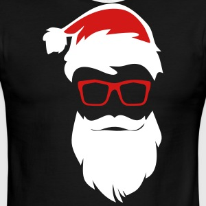 Cool Santa - Men's Ringer T-Shirt