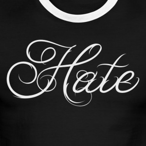 Hate - Men's Ringer T-Shirt