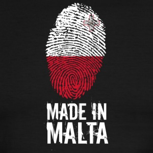 Made In Malta - Men's Ringer T-Shirt