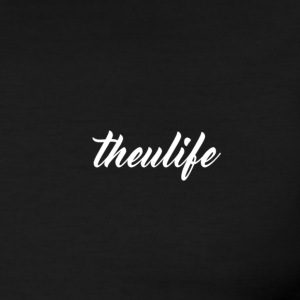 theulife text edition - Men's Ringer T-Shirt