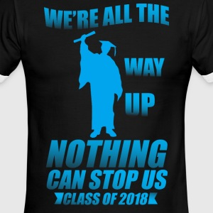 Class of 2018 Senior T-shirt - Men's Ringer T-Shirt