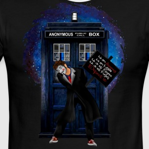 Doctor Anonymous - Men's Ringer T-Shirt