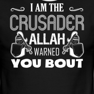Crusader Shirt - Men's Ringer T-Shirt