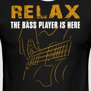 Bass Player - Men's Ringer T-Shirt