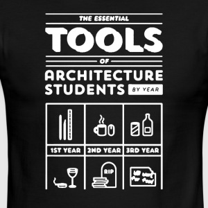 Architecture Students Shirts - Men's Ringer T-Shirt