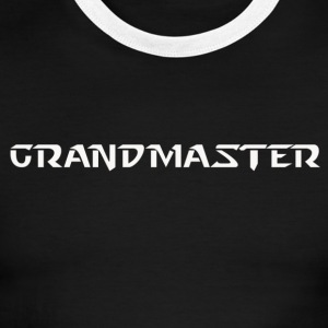 Are you Grandmaster? - Men's Ringer T-Shirt