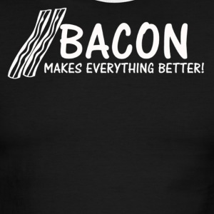 Bacon Makes Everything Better - Men's Ringer T-Shirt