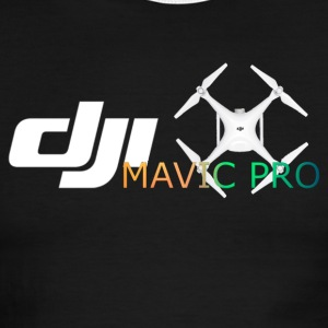 DJI MAVIC PICTURE - Men's Ringer T-Shirt