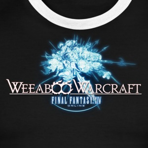 Weeaboo Warcraft - Men's Ringer T-Shirt
