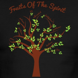 Fruits Of The Spirit T-Shirt - Men's Ringer T-Shirt