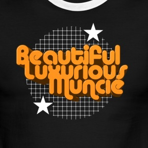 Beautiful Luxurious Muncie - Men's Ringer T-Shirt