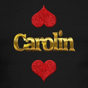 Carolin - Men's Ringer T-Shirt