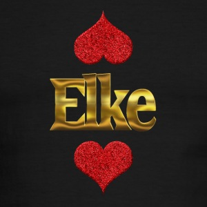 Elke - Men's Ringer T-Shirt