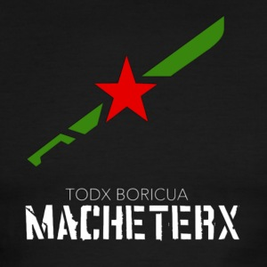 MACHETERX - Men's Ringer T-Shirt