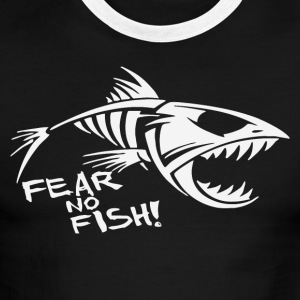 Shop fear no fish t shirts online spreadshirt for Fear no fish