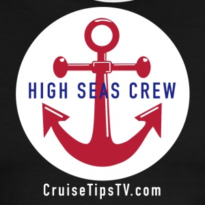 Anchor high seas crew Cruise T-shirt - Men's Ringer T-Shirt