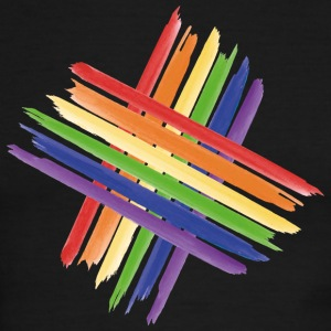 Pride in our diversity - Men's Ringer T-Shirt