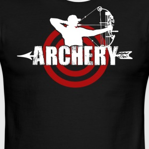 Archery T shirts - Men's Ringer T-Shirt