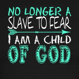 Child of God Christian T Shirt - Men's Ringer T-Shirt