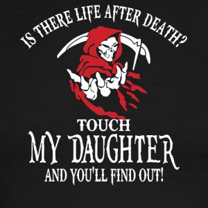 Is there life after death shirt - Men's Ringer T-Shirt
