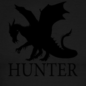 Dragon Hunter - Men's Ringer T-Shirt