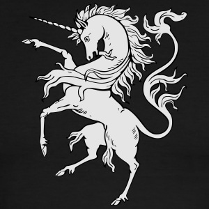 unicorn - Men's Ringer T-Shirt