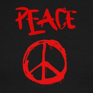 Peace1 - Men's Ringer T-Shirt