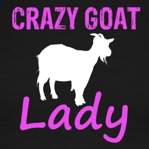 Cool Goat lady - Men's Ringer T-Shirt