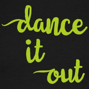 Dance it Out - Men's Ringer T-Shirt