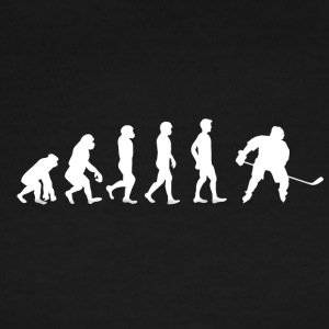 Hockey Evolution - Men's Ringer T-Shirt