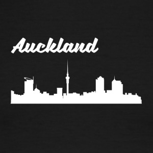 Auckland Skyline - Men's Ringer T-Shirt